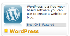 DreamHost One-Click Install: WordPress