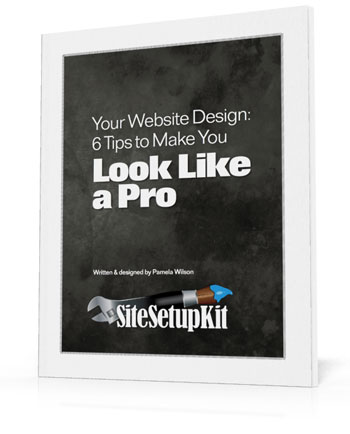 Free Website Design Report