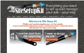 Site Setup Kit